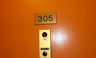Bedroom, 2639 Boston St 305, 1