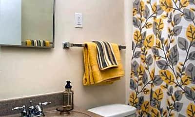 Bathroom, Collier Village Apartments, 2