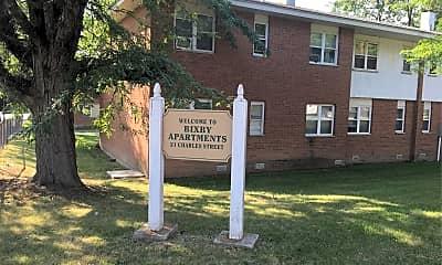 Bixby Apartments, 1