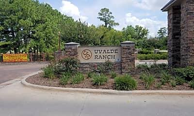 Uvalde Ranch, 1
