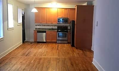 Kitchen, 1121 W Grace St, 1