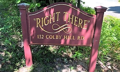 Community Signage, 132 Colby Hill Rd 132, 0