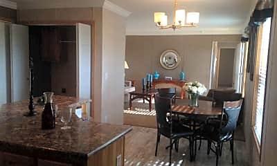 Dining Room, Holiday Village, 2