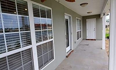 Patio / Deck, 3416 Harrison Ave, 2