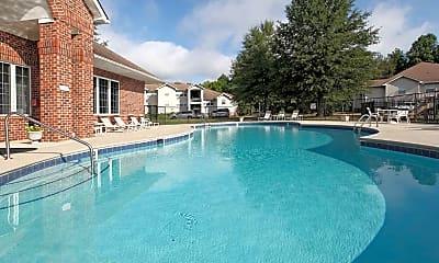 Pool, Willow Ridge, 1