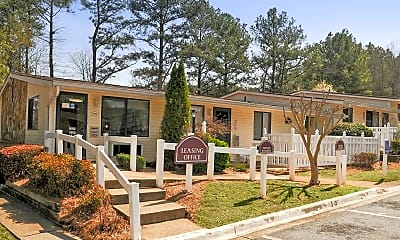 Leasing Office, Longleaf Apartments, 0