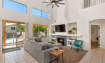 Living Room, 1125 E Irma Ln, 0