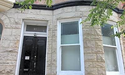 Building, 209 E Biddle St, 0