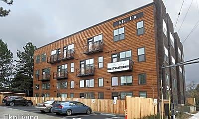 Building, 7180 N Leavitt Ave, 0