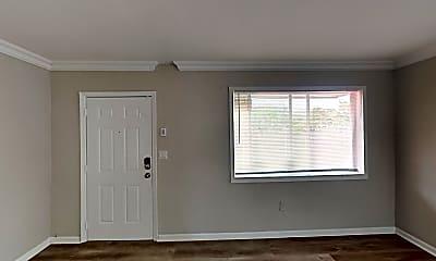 Living Room, 1041 N 71st Terrace, 1