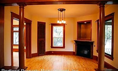Living Room, 1707 SE 33rd Ave, 1