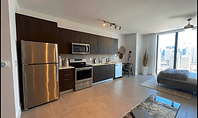 Kitchen, 550 NW 5 Ave, 1