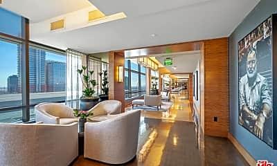 Living Room, 900 W Olympic Blvd 47C, 2