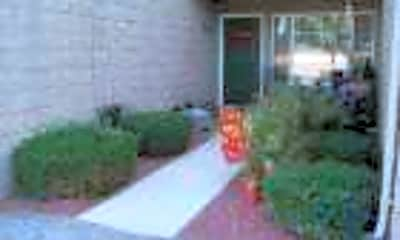 Entrance to Lower unit, 2220 Mirro Drive, 2