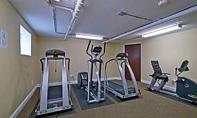Fitness Weight Room, 2247 Ridge, 1