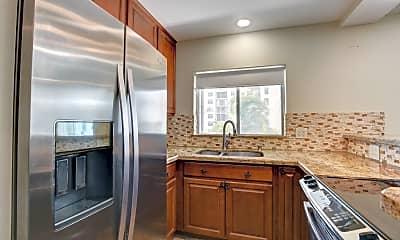 Kitchen, 3705 S Flagler Dr 36, 1