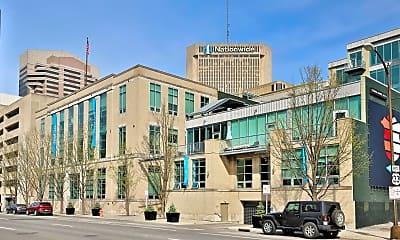 Building, 60 E Spring St 508, 1