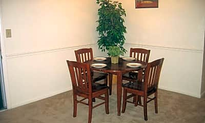 Dining Room, Pinewood Apartments, 2