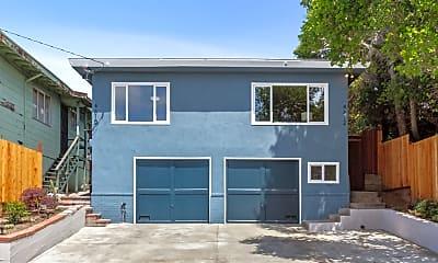 Building, 4612 Penniman Ave, 1