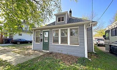 Building, 1353 E Sheridan Ave, 0