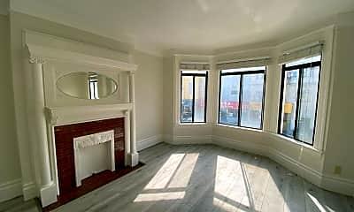 Living Room, 1318 Powell St, 0