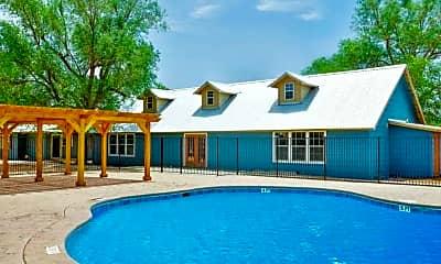 Pool, Boston Creek, 0