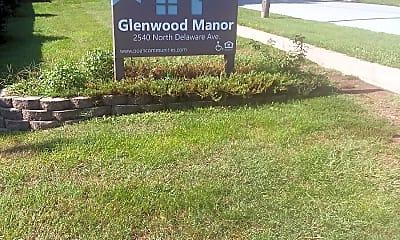 Glenwood Manor Apartments, 1