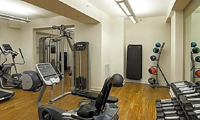 Fitness Weight Room, 1221 24th St NW, 2