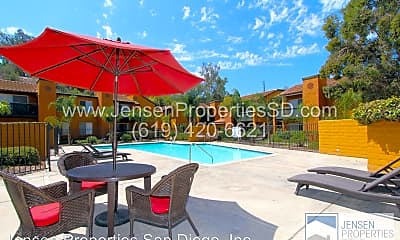 Pool, 3136 Bonita Rd, 1