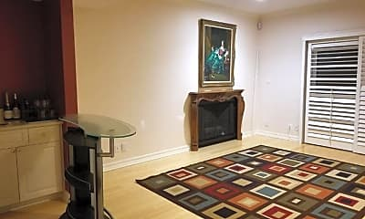 Living Room, 10996 Wellworth Ave, 1