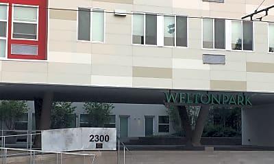 Welton Park Apartments, 1
