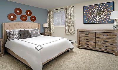 Bedroom, Creekside Apartments, 0