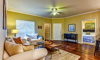 Living Room, Chandler Creek Apartments, 1