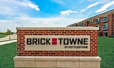 Community Signage, Brick Towne At Kettlestone, 2