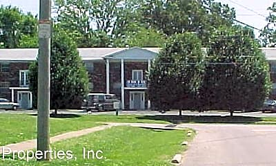 Building, 3513 Georgetown Pl, 1