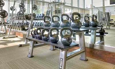 Fitness Weight Room, 3651 Prairie Waters Dr, 1