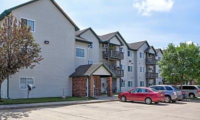 Building, Altoona Park Apartments, 0