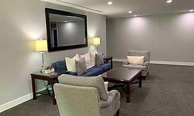 Living Room, 600 Roosevelt Blvd G4, 1