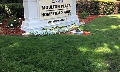 Moulton Plaza, 1