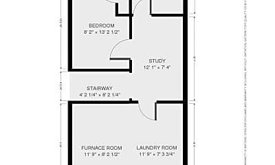 Building, 612 N Dunn St, 2