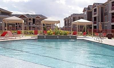 Pool, Faudree Ranch Apartments, 0
