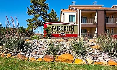 Community Signage, Fairgreen Apartments, 2