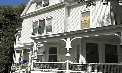 Building, 134 Buell St, 0