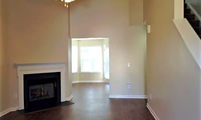 Living Room, 1139 Delander Lane, 1