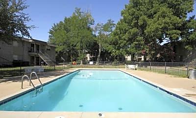 Pool, Woodbrier, 0