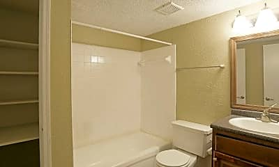 Bathroom, City Heights Hoover, 2