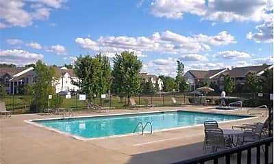 Pool, 16684 Dover Dr, 2