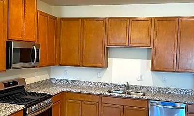 Kitchen, 23568 E Ida Drive Unit C, 1