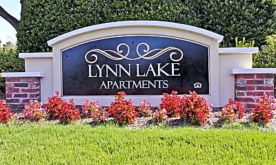 Community Signage, Lynn Lake, 0