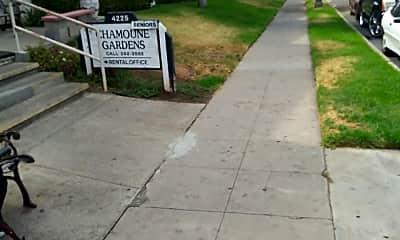 Chamoune Gardens Apartments, 1